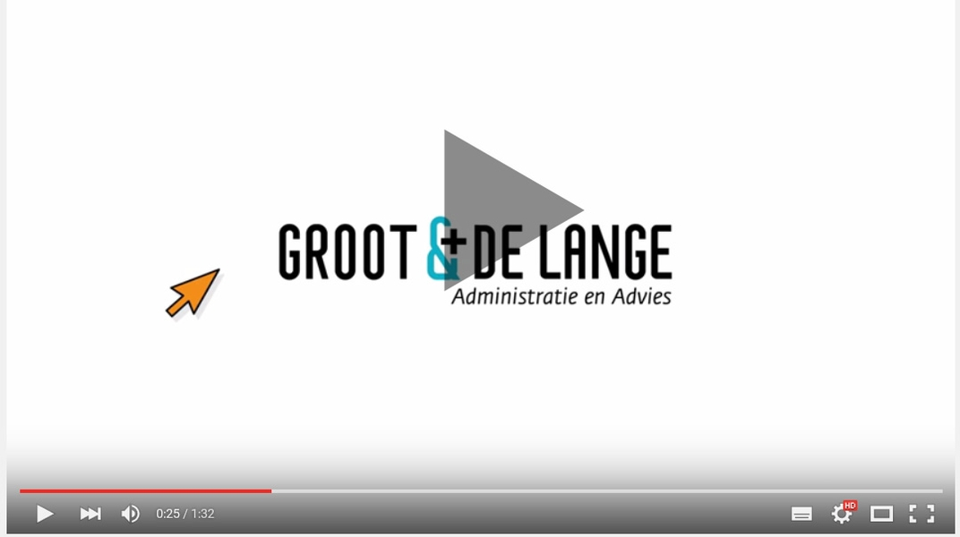 Groot & de Lange Video